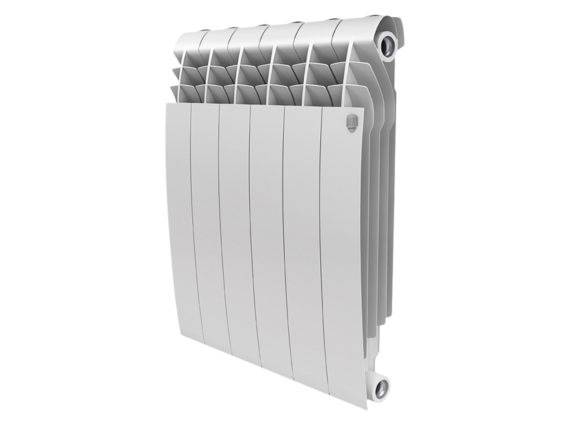 Радиатор алюминиевый Royal Thermo DreamLiner 500 - 4 секц.