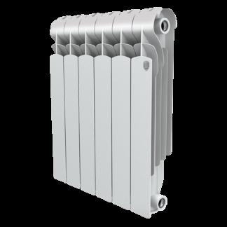 Радиатор алюминиевый Royal Thermo Indigo 500 - 8 секц.