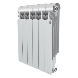 Радиатор алюминиевый Royal Thermo Indigo 500 - 6 секц